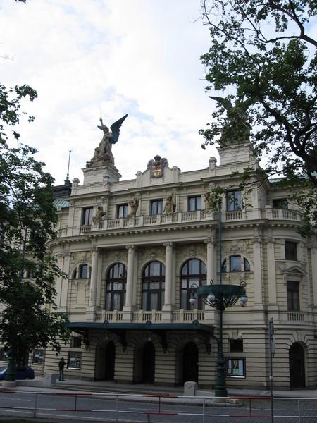 Театр в Виноградах