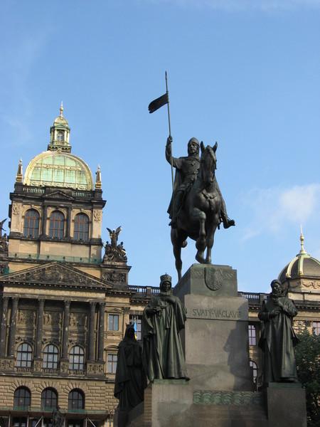 Святой Вацлав - покровитель Чехии