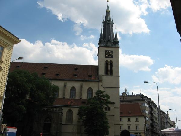 Церковь Св. Штепана