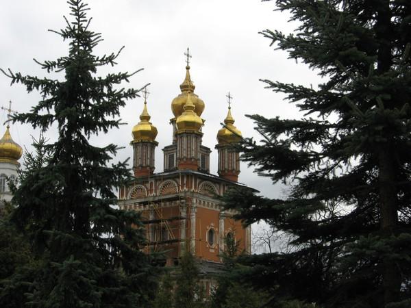 Надвратная церковь Рождества св. Иоанна Предтечи