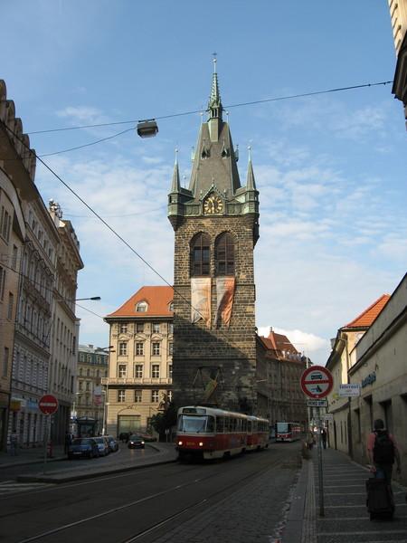 Йиндржишская башня – самая высокая колокольня в Праге