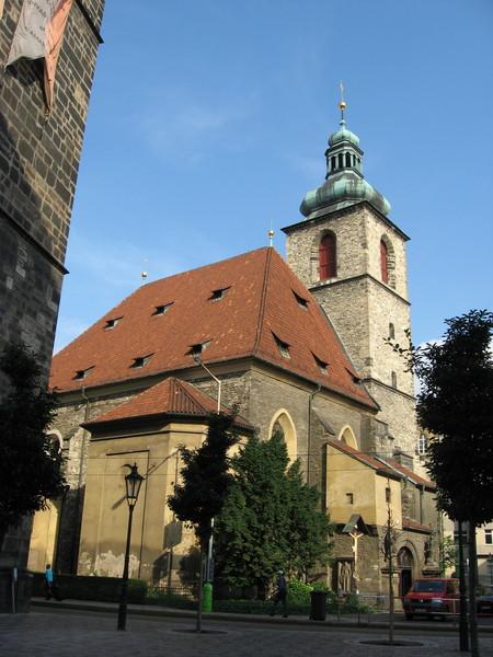 Церковь Св. Йиндржиха (Генриха)