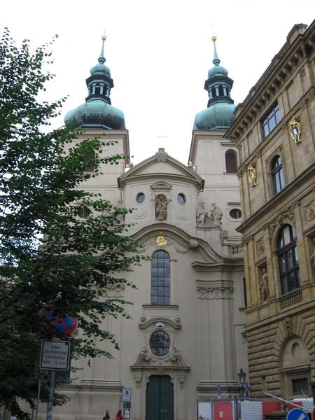 Церковь Св. Гавела