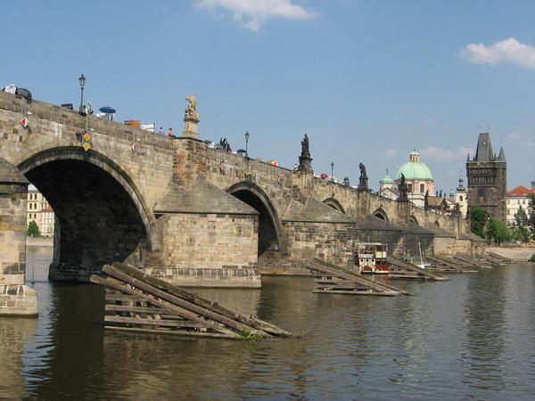Карлов мост с <a href=http://www.shchepotin.ru/foto.php?album=21>Кампы</a>