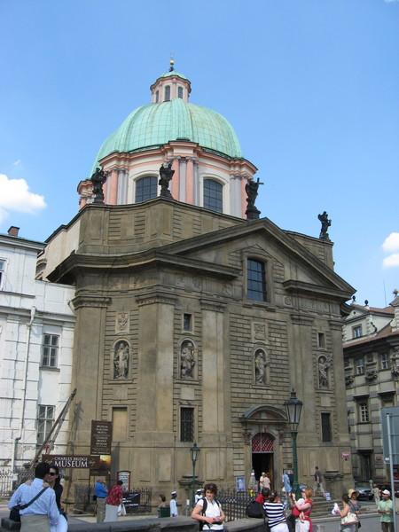 Храм Св. Франциска