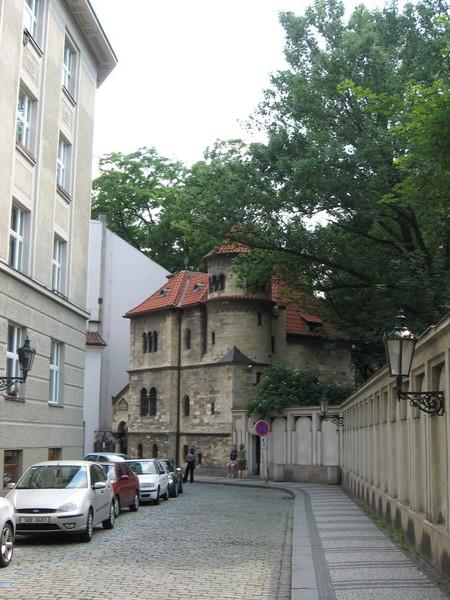 Синагога Пинкас - мемориал памяти 80 000 евреев, убитых в годы фашистской окупации Праги