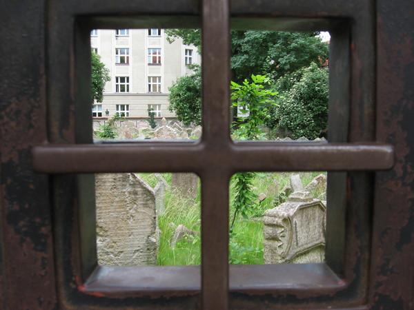 Самое сильное впечатление производит Старое еврейское кладбище