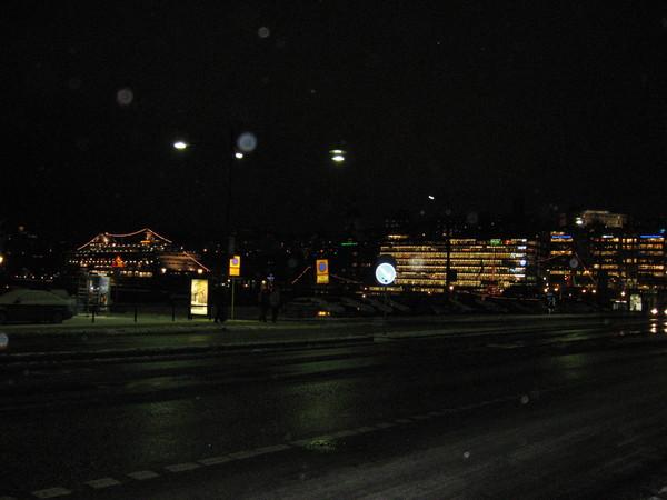 Вечерний Шепсбрун