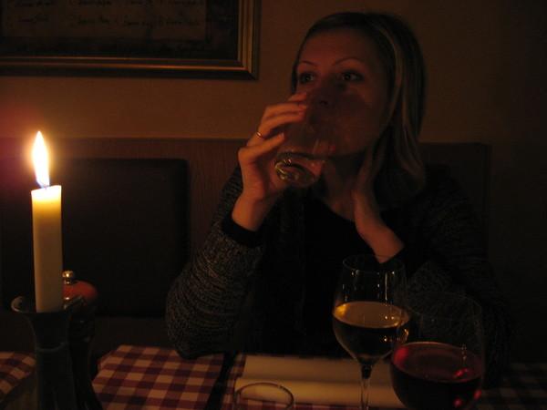 В шведских кафе и ресторанах очень любят свечи
