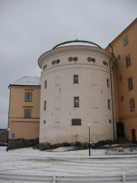 Башня Биргера Ярла - основателя Стокгольма. Скорее всего такая же подделка
