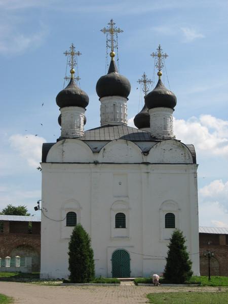 Никольский собор (1681)