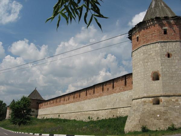 Небольшой Зарайский кремль - гордость города