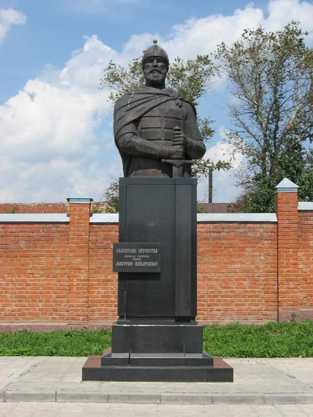 Во времена Смуты В Зарайске служил воеводой Дмитрий Пожарский