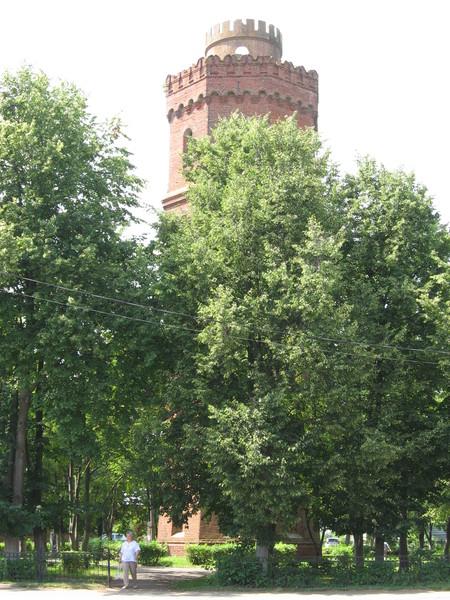 Водонапорная башня (1914)