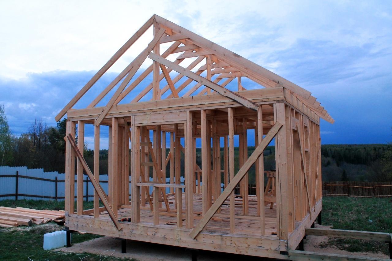 постройка крыши своими руками фото апартаментов специально