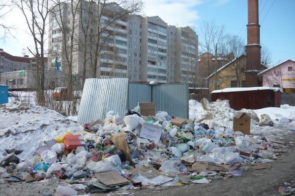 Принять разумное положение о сборе и утилизации мусора