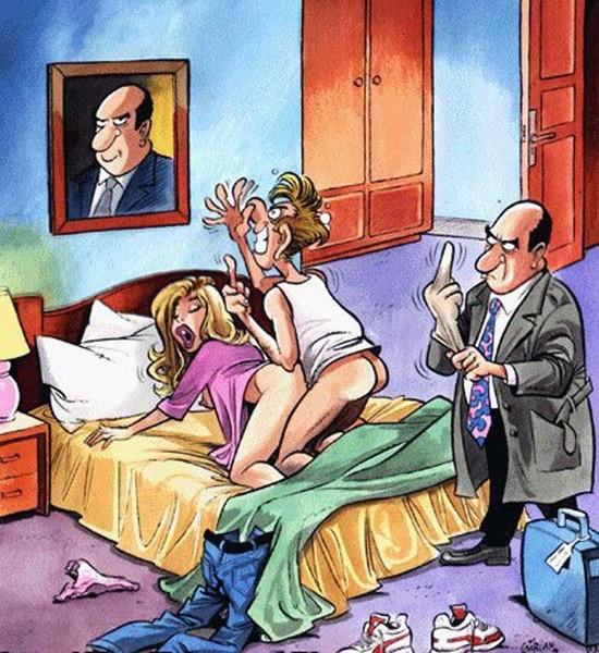 Занимаясь сексом одной