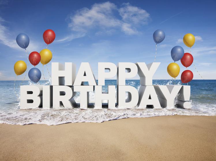 Открытка, открытка турагенту с днем рождения