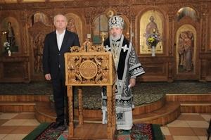 Întrunirea președintelui Republicii Moldova, domnul Igor Dodon, cu preoțimea Eparhiei de Bălți și Fălești