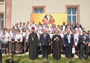 """""""Sub lumina învierii"""" — festivalul pascal din s.Sturzovca"""