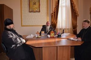 Ședința eparhială administrativă