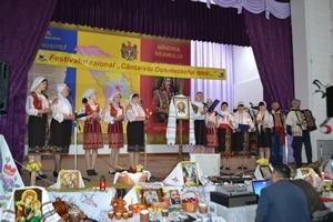 Festivalul cântului pascal din Albinețul Vechi