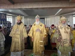 Sărbătoare solemnă a hramului catedralei arhiepiscopale din Ungheni și 800 ani de la nașterea Sf. Alexandru Nevski