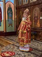 """În duminica a XIII-a după Rusalii, ÎPS Marchel a liturghisit în catedrala """"Sf.Împ.Constantin și Elena."""""""