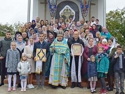 Zi de hram în cinstea Nașterii Maicii Domnului în satul Hiliuți