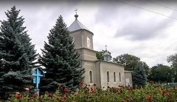 """Biserica """"Sf. Împ. Constantin şi Elena"""" din s. Limbenii Noi, r. Glodeni"""