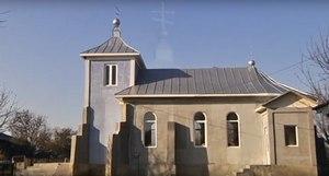 Biserica din s.Moara Domnească, r.Glodeni