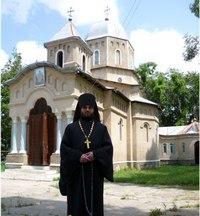 """Biserica """"Acoperământul Maicii Domnului"""" din Sadovoe"""