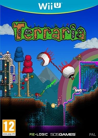 Terraria (2016) [WiiU] [USA] 5 3 2 [Loadiine GX2] [eShop] [En