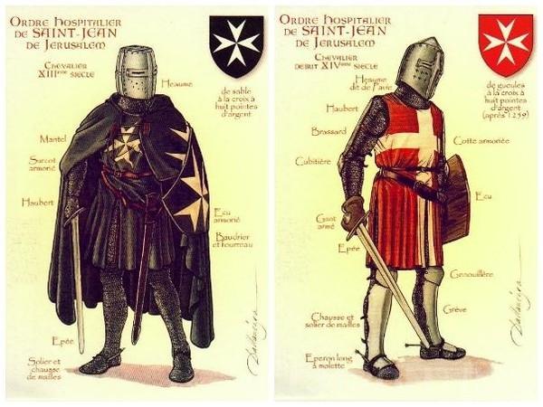Картинки по запросу Oрден странноприимцев святого Иоанна