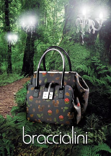 Braccialini (Брачиалини) - известная итальянская марка сумок Компания...