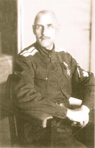 Ротм. Светлейший Князь А.П.Ливен