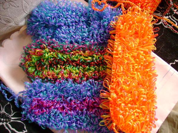 схемы вязания мочалки крючком универсальные справки