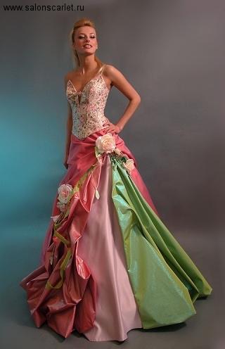 Вечерние платья.  Вечернее платье.  Главная.