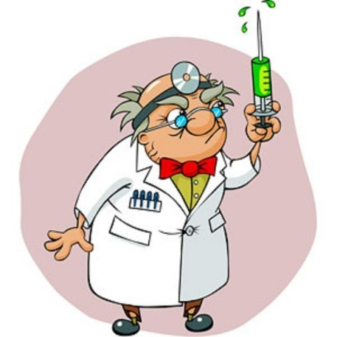 Картинка смешной врач