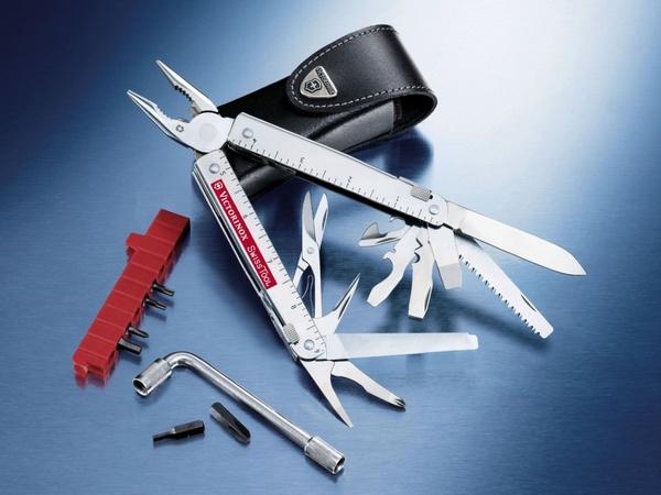 Оригинальные подарки мужчинам к празднику 23 февраля.  Нож для леса.