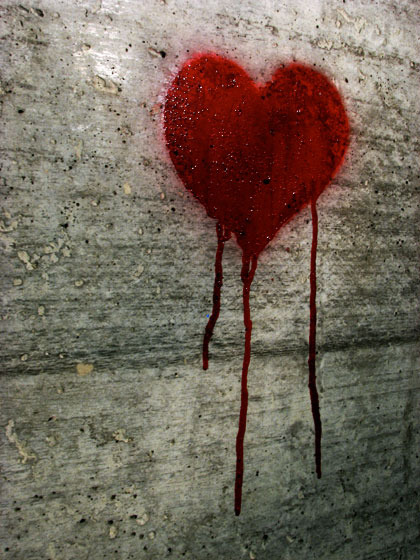 Картинки про любовь и крови