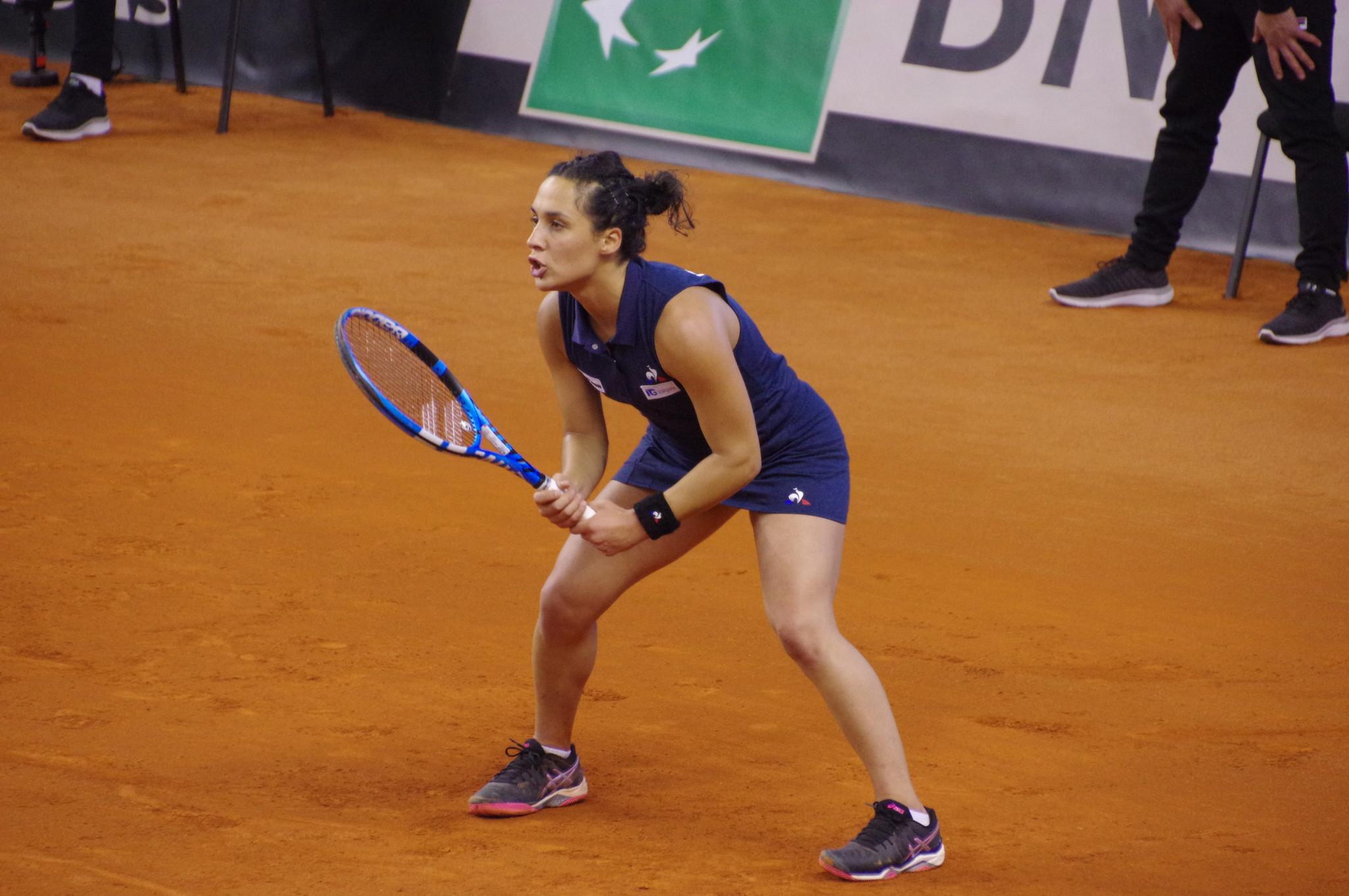 Итальянская теннисистка Мартина Тревизан