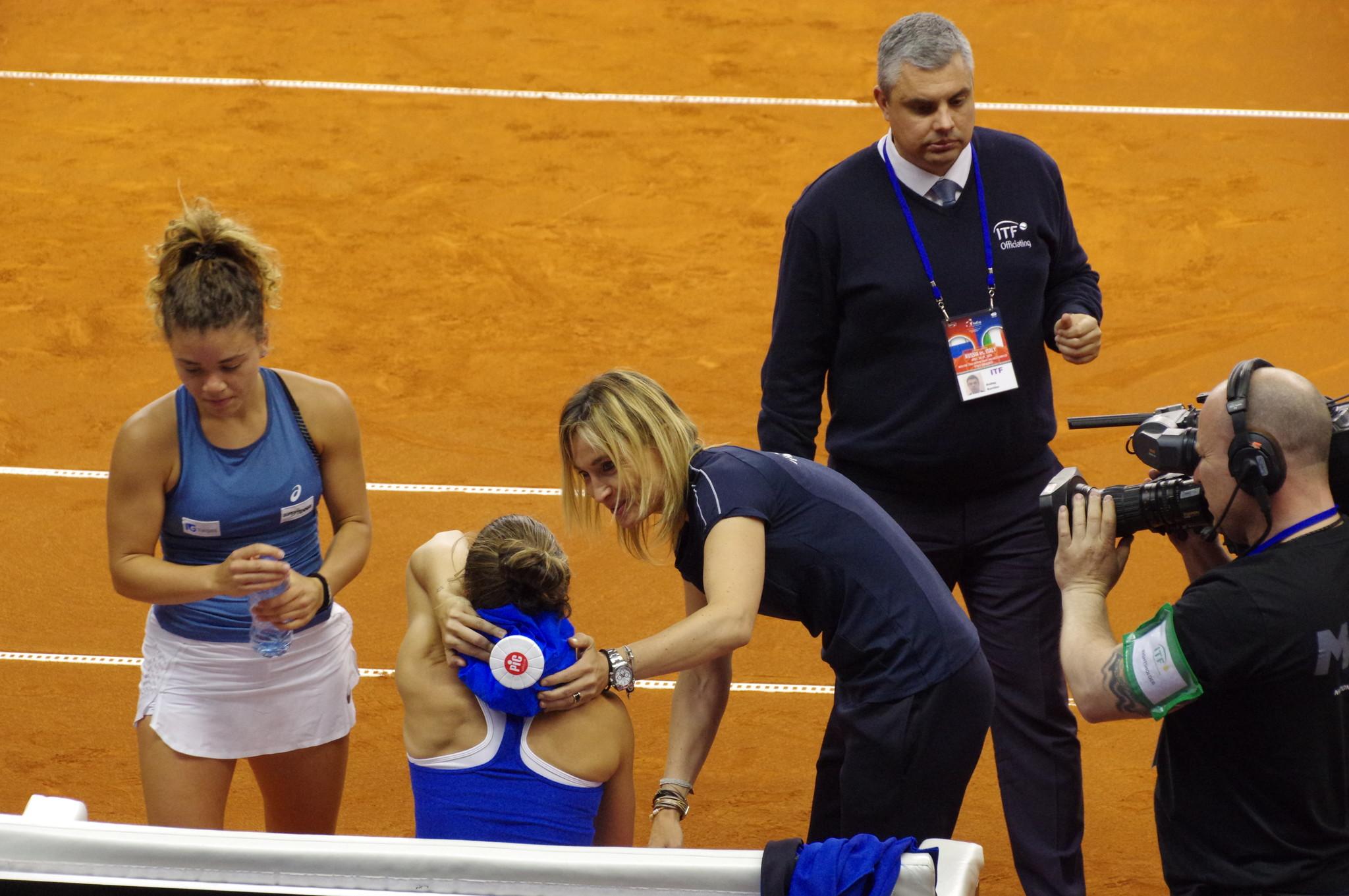 Женская сборная Италии