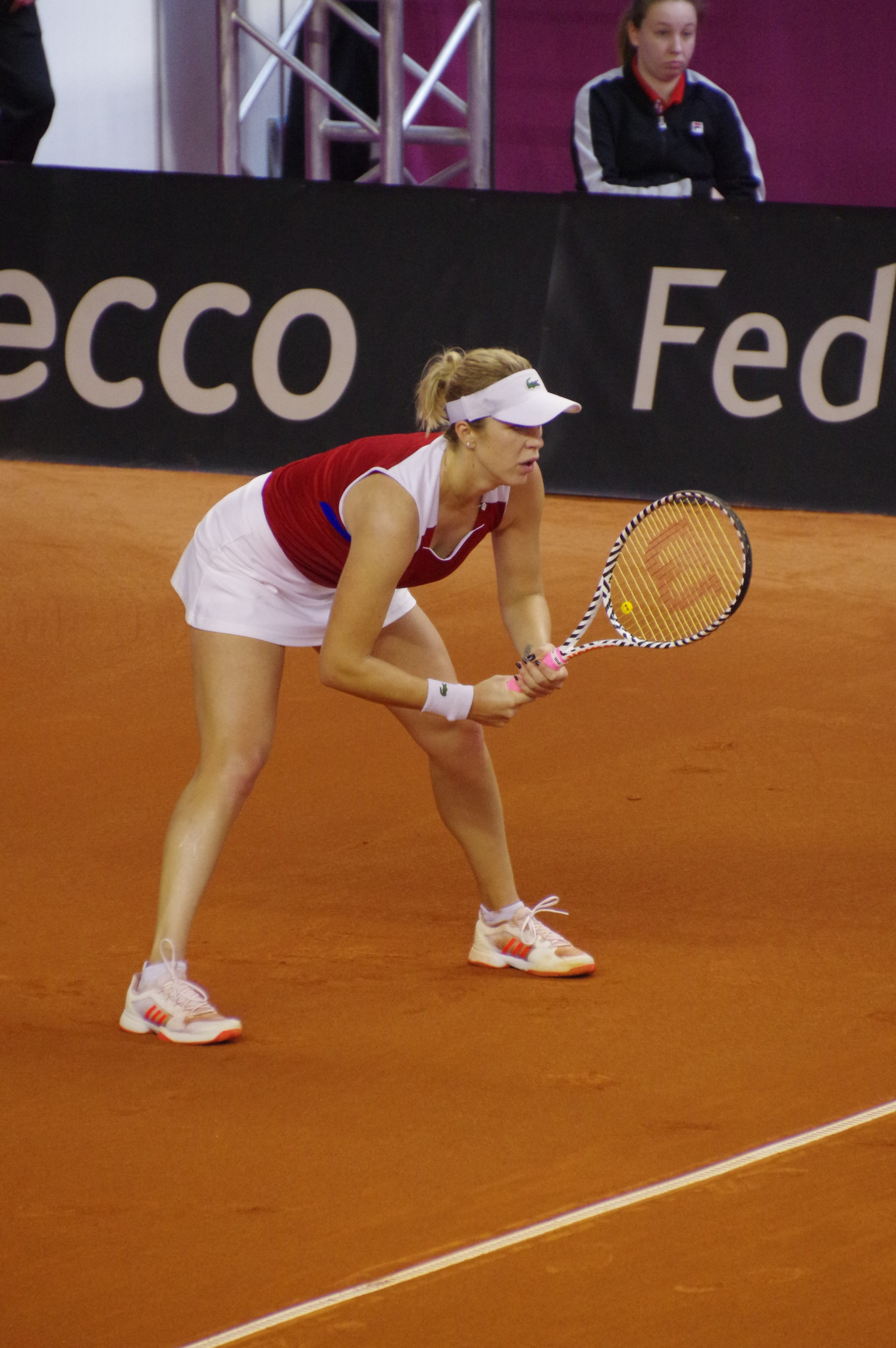 Мастер спорта международного класса Анастасия Сергеевна Павлюченкова