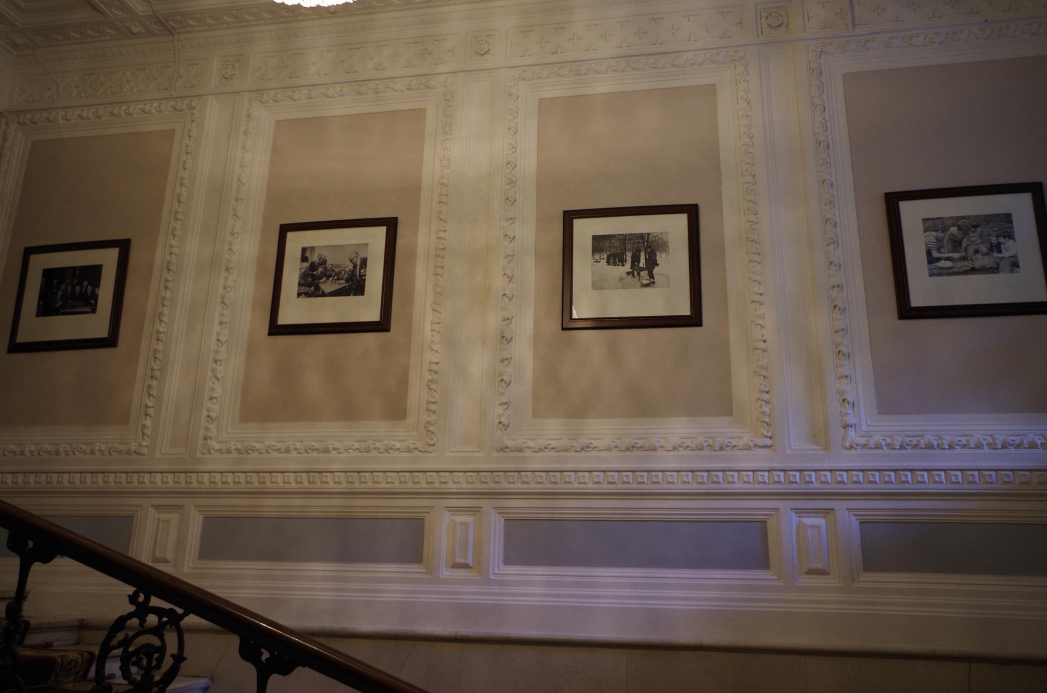 Центральный дом шахматиста имени М.М. Ботвинника (Гоголевский бульвар, дом 14)