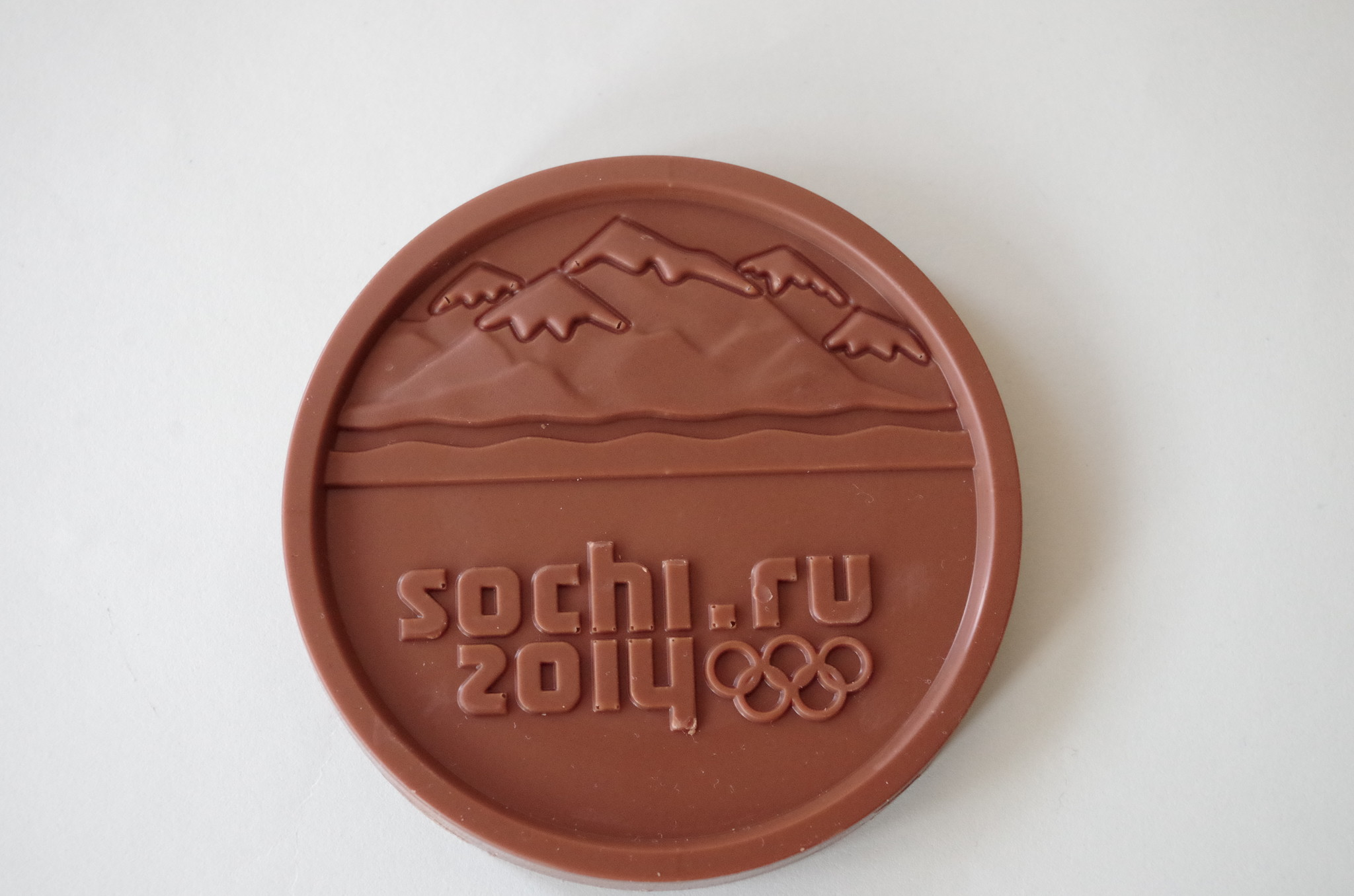 Шоколад. Сочи-2014