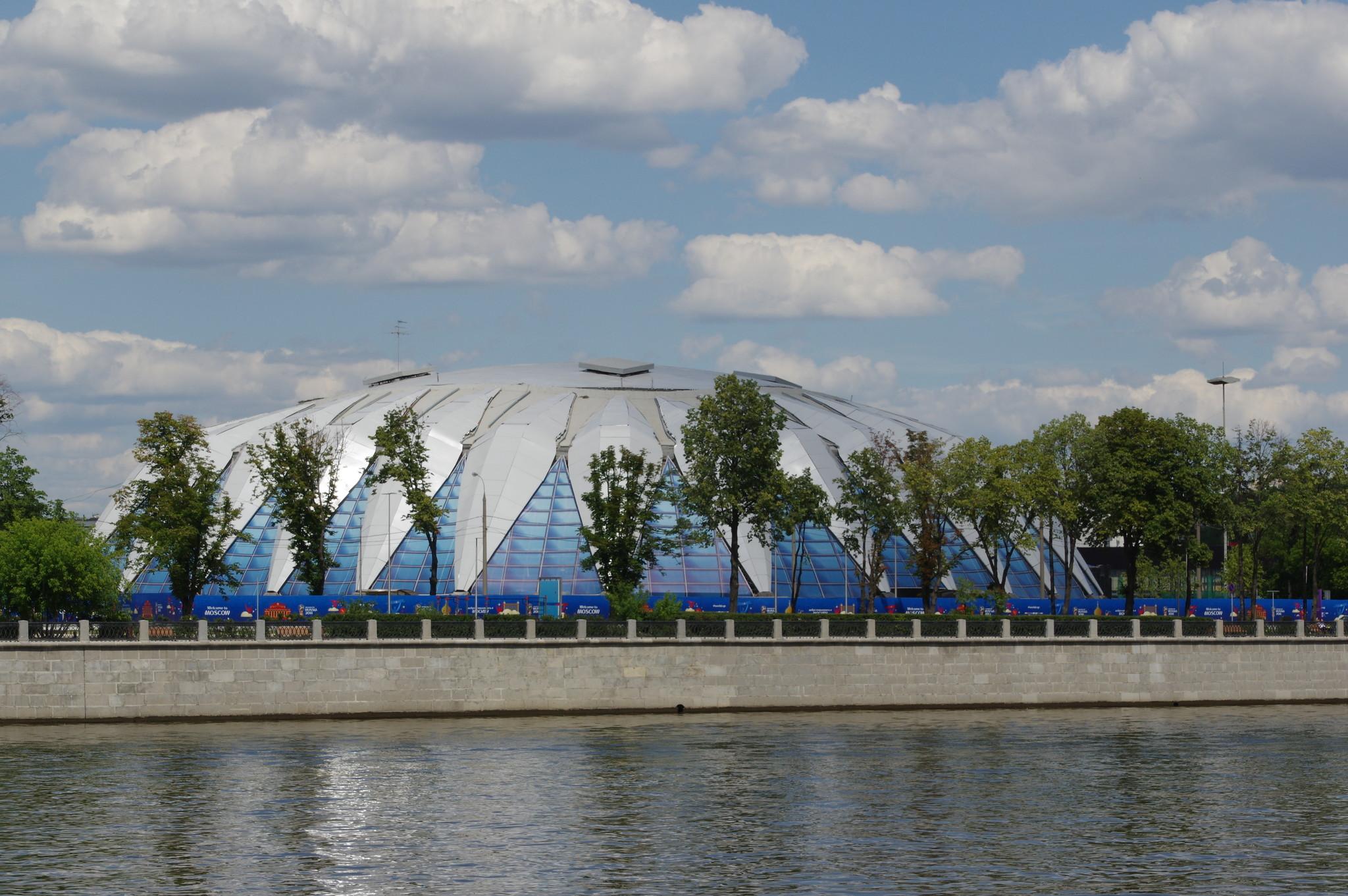 Универсальный, трансформируемый спортивный зал «Дружба»
