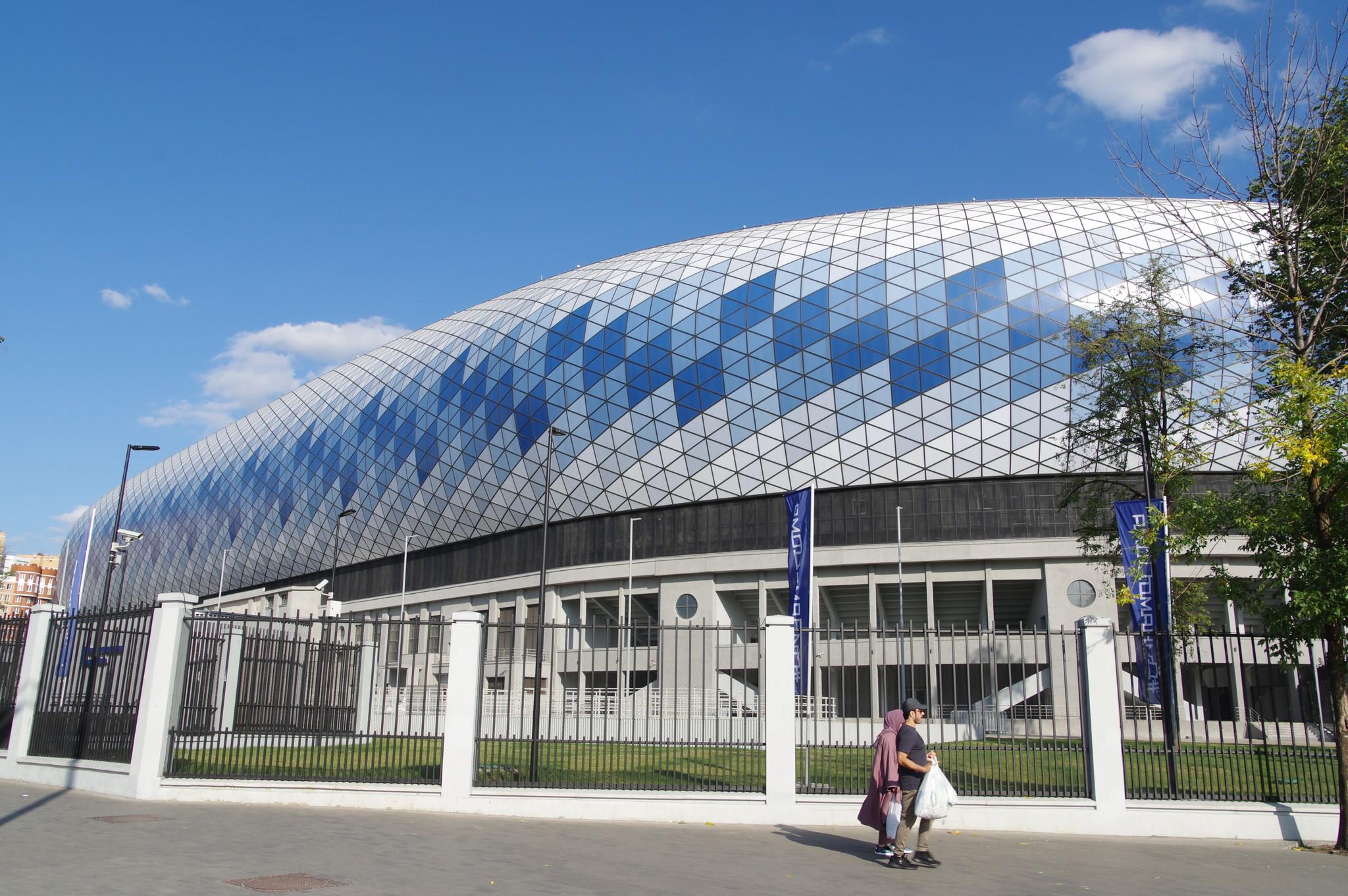Стадион «ВТБ-Арена - Центральный стадион «Динамо» имени Льва Яшина»