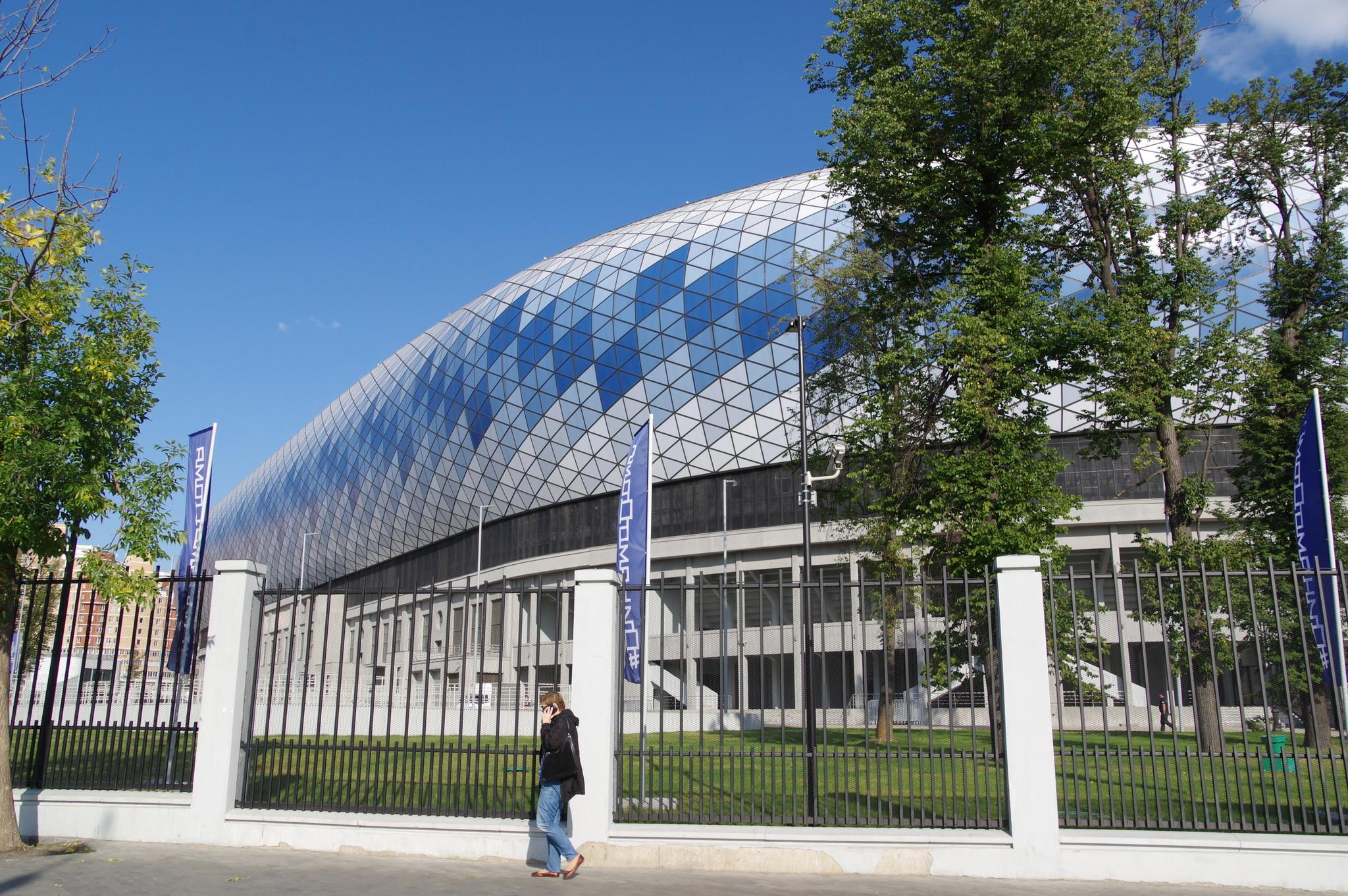 Стадион «ВТБ Арена - Центральный стадион «Динамо» имени Льва Яшина»