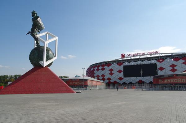 «Открытие Арена» — стадион в Москве, домашний стадион футбольного клуба «Спартак» (Волоколамское шоссе, дом 69)